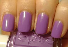 Essie Play Date.  I purchased this today and I hope it looks this good on me :)