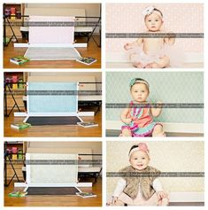 Backdrop ideas for baby's by Telsonstfleur