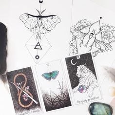 Did you know that I'm an artist & illustrator too? Tarot crystals & nature are some of my biggest inspirations! Please check out my art Instagram @myfairpixel to see more of my work!  #art #artist #artwork #illustration #illustrator #witch #witchy #witchcraft #wicca #pagan #paganism #tarot #tarotcards #thewildunknown #crystals #nature #esoteric #tarotreadersofinstagram #witchesofinstagram #labradorite #tarotdeck #tarotreader #tarotreading #tarotspread by thecelestialhermit