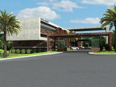 Arquitetura hoteleira. Costa, Fizinus & Schmitt arquitetos