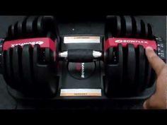 Bowflex SelectTech 552 Adjustable Dumbbells (Pair)   #dumbbells #external