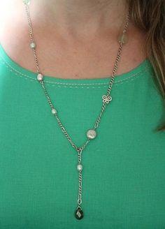 Old pandora necklace Pandora Necklace, Pendant Necklace, Jewellery, Fashion, Moda, Jewels, Fashion Styles, Schmuck, Fashion Illustrations