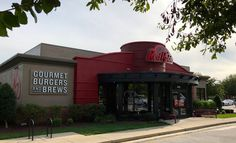 Red Robin Restaurant Review - Apex, NC