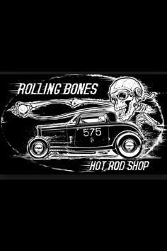 Speed shops, Hot Rod garage