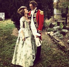 Major John Andre and Peggy Shippen