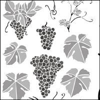 The Vine stencil - price £53.95