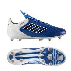 cdaaafd14d6 Adidas Copa 17.1 FG Soccer Cleats (Blue Black White) -