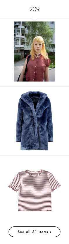 """""""209"""" by pocahaunted666 ❤ liked on Polyvore featuring outerwear, coats, faux fur collar coat, faux fur puffer coat, bomber coat, puffy coat, duster coat, tops, t-shirts and shirts"""