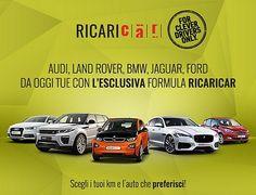 RicariCar, l'innovativa soluzione di mobilità targata ALD Automotive che offre la libertà di avere un auto e pagare solo i Km che ti servono, amplia la gamma di veicoli.