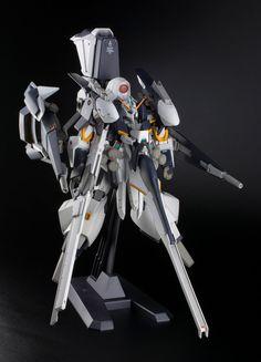 Custom Build: 1/144 Advanced Harairoo - Gundam Kits Collection News and Reviews