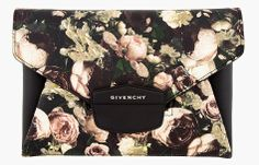 Givenchy Rose Clutch