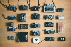 My first film camera was the Nikon FM10 given to me by a friend in college. I used it for my intro to photography course in Santa Cruz and fell in love with it and have been using film cameras ever since....