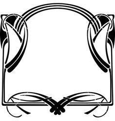 free art deco clip art art nouveau border http school clipart rh pinterest com 1920s art deco free clip art art deco clip art free download