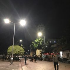 Four Square, Getting To Know, Parks, Colombia