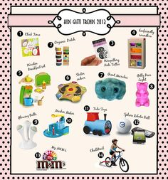 Kids Gift Trends 2013 Giant Microbes, 9 And 10, Gifts For Kids, Markers, Glow, Trends, Amazon, Toys, Presents For Kids