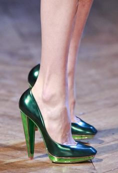 photographicpictures:  YSL Fall 2012 heels
