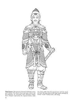 Ming Dynasty Warrior