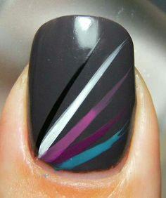 Elegant and artistic. Love the color scheme!