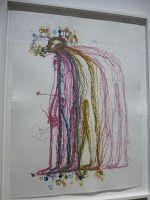 Do Ho Suh Do Ho Suh, Dream Catcher, Textiles, Embroidery, Decor, Dreamcatchers, Needlepoint, Decoration, Fabrics