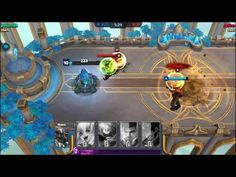Moba Duels  -Top 30 a Top 25 - android gameplay español