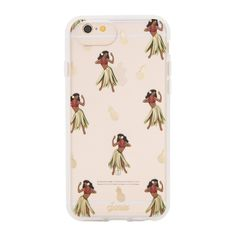 <p> This case is precisely crafted to fit both the iPhone 6/6s & iPhone 7.  A transparent polycarbonate back with our gold foil design shows off your phone. An impact-resistant bumper protects against dings and scratches. This case is slim and lightweight without sacrificing protection.</p> $35.00