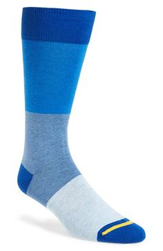Paul Smith Mélange Color Block Socks