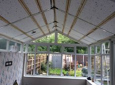 Internal insulation on gable fronted conversion by Your Choice Manchester