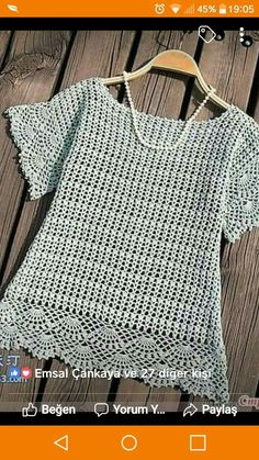Crochet cardigan pattern, jacket - PDF Pattern only Love the slight sleeve width here This post was discovered by wa Crochet Tunic Pattern, Crochet Jacket, Crochet Blouse, Crochet Poncho, Crochet Top, Knitting Patterns, Crochet Patterns, Easy Crochet, Knit Vest