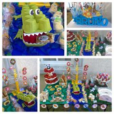 Mesa de dulces para Baby Shower!!!