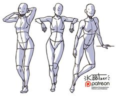 kibbitzer is creating A massive collection of reference sheets Become a patron of kibbitzer today: Read 578 posts by kibbitzer and get access to exclusive content and experiences on the largest membership platform for artists and creators. Action Pose Reference, Human Poses Reference, Figure Drawing Reference, Action Poses, Drawing Techniques, Drawing Tips, Walking Poses, Drawing Body Poses, Gesture Drawing