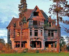 Abandoned house by hunterjuly