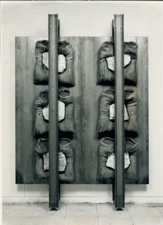 Jannis Kounellis . untitled, 1988