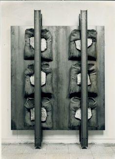 Jannis Kounellis . untitled, 1988
