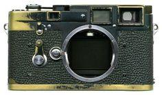 Leica M3 Black Paint
