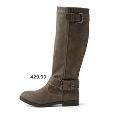Rock out in rider boots. Winter Basics, Rider Boots, New Look, Latest Fashion, How To Memorize Things, Rock, Store, Skirt, Larger