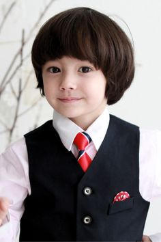 46 Cute Baby Boy Haircuts to Make your Kids so Charming and Style # Trending Boys Haircuts, Kid Boy Haircuts, Baby Boy Hairstyles, Cute Asian Babies, Korean Babies, Asian Kids, Cute Babies, Cute Baby Boy, Cute Boys