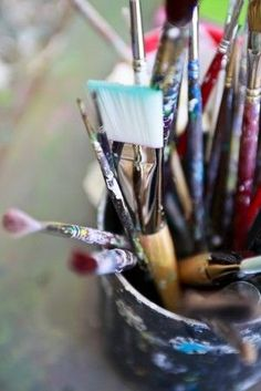 So many possibilities with so many brushes!