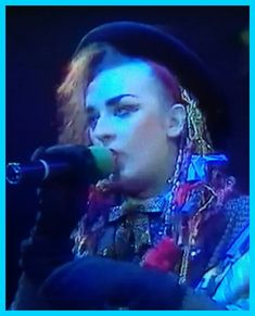 Culture Club, Boy George, Christianity, Take That, Mary, Concert, Boys, Photos, Beautiful