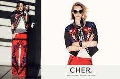 MILAGROS SCHMOLL FOR CHER SUMMER 14 CAMPAIGN. Maria Cher, Set Design, Campaign, Dress Up, Fancy, Skirts, Summer, Ph, Editorial
