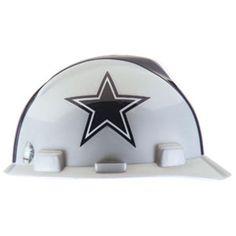 Dallas Cowboys NFL Construction Hard Hat