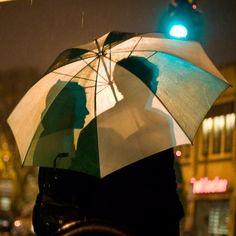 Care To Share My Umbrella?