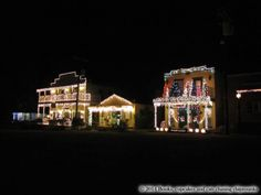 Johnson City's Spectacular Lights - Johnson City, TX | Books, Cupcakes, and Cats Chasing Chipmunks
