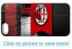 Accurate Store A.C. Milan Iphone 5,5S TPU Case Cover