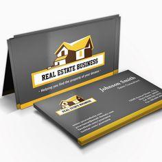 Real estate business card srf real estate business business real estate business card srf real estate business business cards and real estate reheart Images