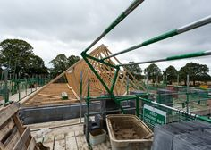 Roof Trusses | Pasquill Timber Solutions