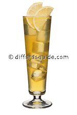 Tokyo Iced Tea Cocktail Recipe (AKA Japanese Iced Tea)