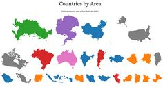 Countries By Area
