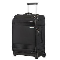 Buy Samsonite Smarttop Upright 55cm 2-Wheel Cabin Suitcase Online at johnlewis.com