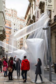 SINESTESIA – IED Madrid - www.plastique-fantastique.de