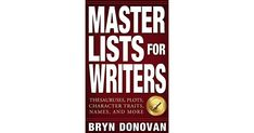 4/5: A great tool to have when you need to switch things up a little in your descriptions. A must-have in the writer's library.